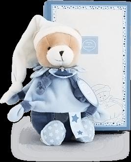 Grzechotka: dla chłopca - DouDou et Compagnie