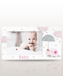 Ramka na zdjęcie dziecka: pamiątka na urodzinki, roczek - Valenti & Co
