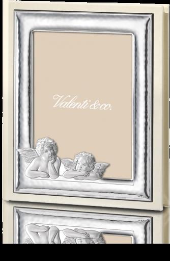 Album z ramką na Chrzest: Pamiątka dla dziecka - Valenti & Co