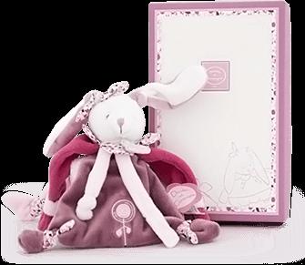 Przytulanka: dla dziewczynki - DouDou et Compagnie