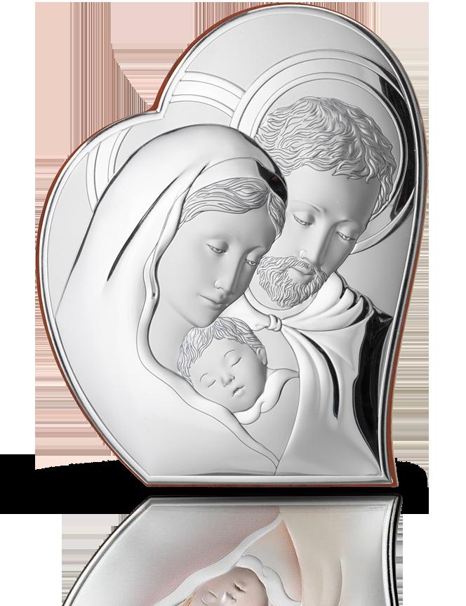 Swieta Rodzina Obrazek Srebrny Valenti Co 81050 1l Lanotti