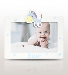 Ramka na zdjęcie dziecka: pamiątka na urodzinki, roczek - Gedeon