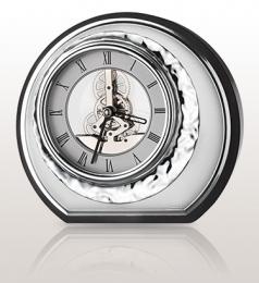 Srebrny zegar