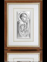 Święta Rodzina z Dzieciątkiem: Obraz w ramie za szkłem