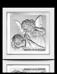 Aniołek z latarenką: Pamiątka Chrztu Świętego - Valenti & Co
