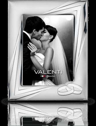 Ramka na zdjęcie: pamiątka ślubna - Valenti & Co