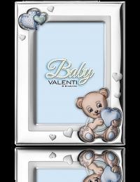Ramka na zdjęcie dla dziecka: Pamiątka narodzin lub na roczek - Valenti & Co