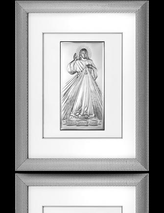 Jezu Ufam Tobie: Obraz w ramie za szkłem - Beltrami